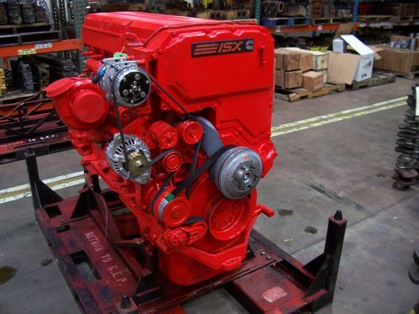 cummins isx engine rh enginebuildermag com 2007 Cummins ISX 450 Engine Specifications Cummins ISX Engine