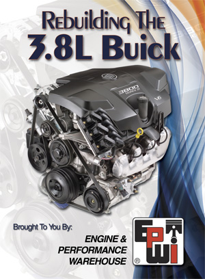 Rebuilding The 3 8l Buick Engine