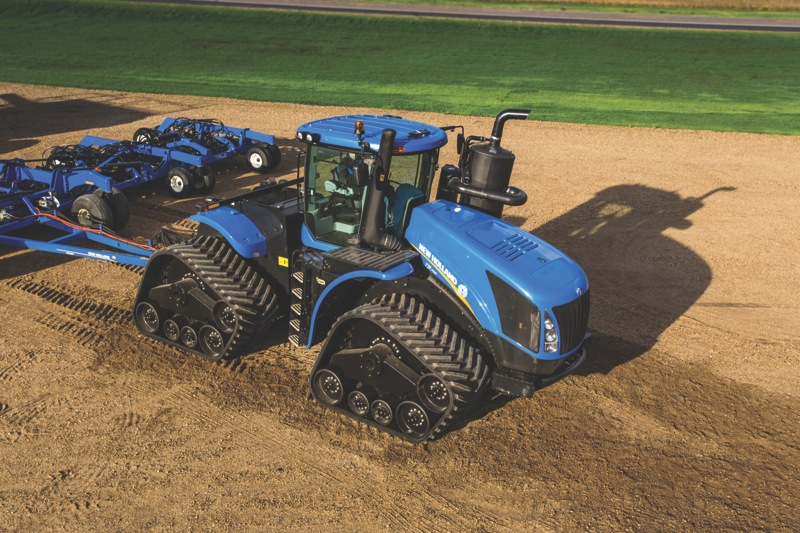 New Tractor Motors : Wear and tear engine builder magazine