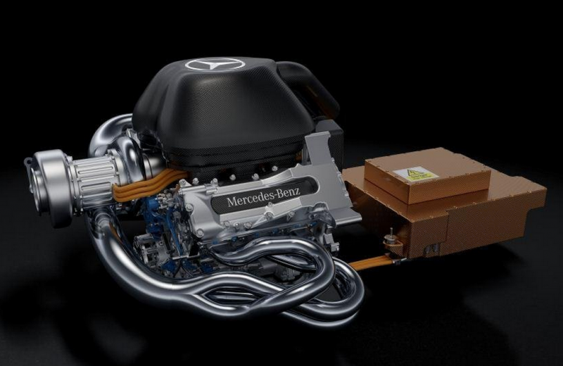 Mercedes Formula 1 Turbocharger Technology - Engine Builder Magazine