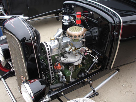 Engine Options Abound In The Street Rod Market - Engine