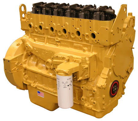Understanding and Profiting From the Caterpillar C7 - Engine