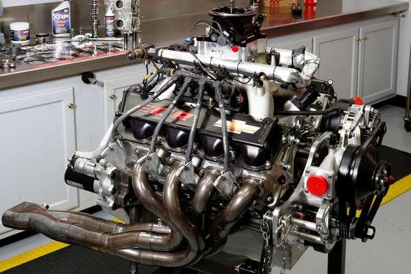 Nascar Engine Specs >> Nascar Cup Series Chevrolet 5 8l V8 Engine Engine Builder Magazine