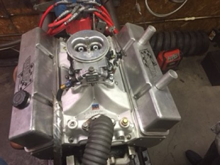 Late-Model Stock Chevy 350 Engine - Engine Builder Magazine