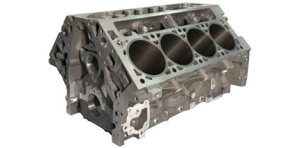 Katech Introduces 'Sleeved' LT1 Cylinder Block - Engine