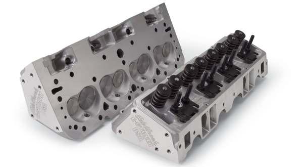 Aluminum SBC Heads