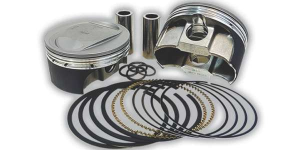 UEM Pistons KB Super-Duty Piston Series for Harley-Davidson