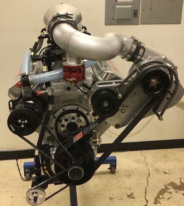 555 ProCharger Engine - Engine Builder Magazine