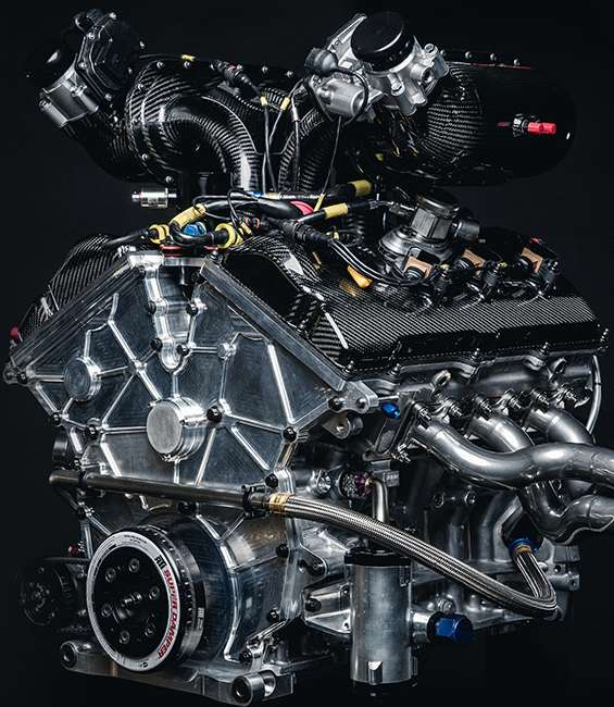 Twin-Turbo Ford 3 6L EcoBoost V6 Engine - Engine Builder Magazine