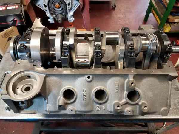 Small Block 421 Chevy Nitrous Engine - Engine Builder Magazine