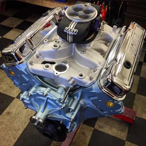 Pontiac GTO 400 Ram Air II Engine - Engine Builder Magazine