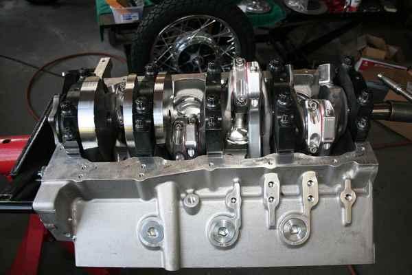 TA 530 cid Aluminum Big Block Buick Engine - Engine Builder
