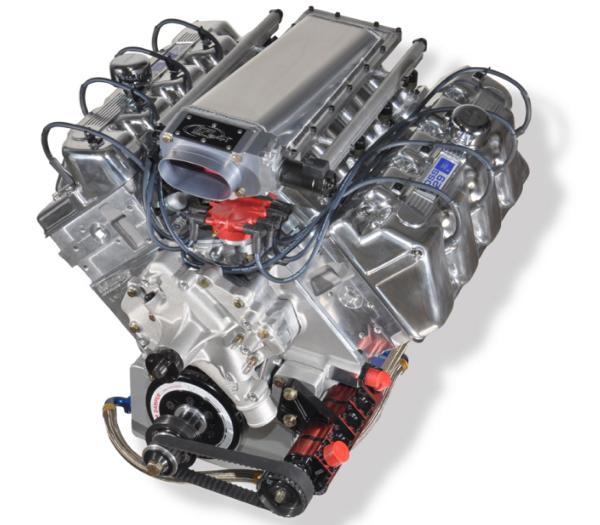 Ford Performance Engine Block 460 Svo Cast Iron: Engine Builder Magazine
