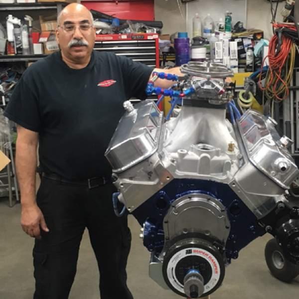 632 Big Block Chevy Sportsman Race Engine - Engine Builder