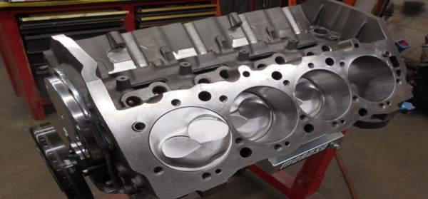 632 Big Block Chevy Sportsman Race Engine - Engine