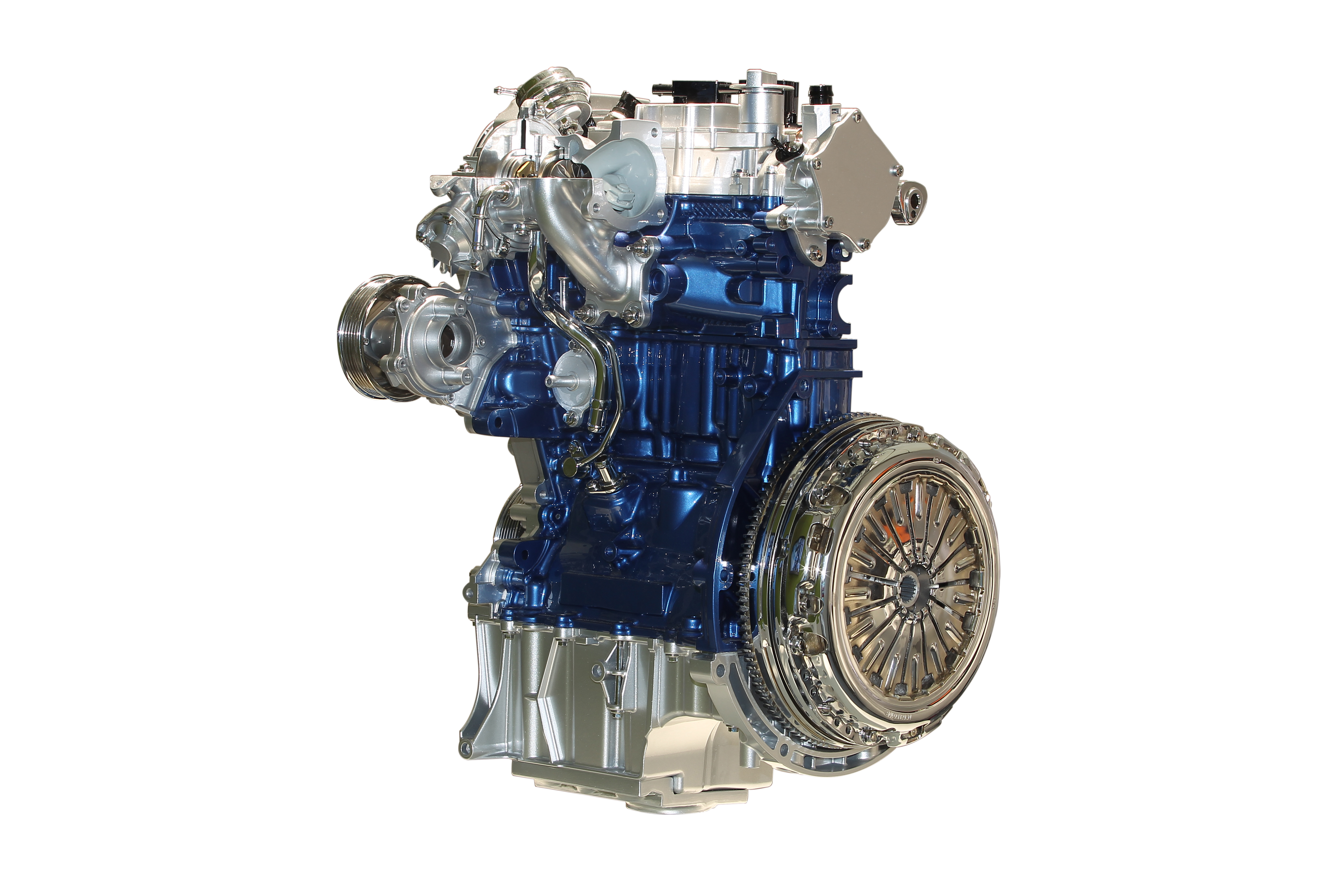 What Is Ecoboost >> Ford S Ecoboost Engine Big Power With Fuel Efficiency Opportunity