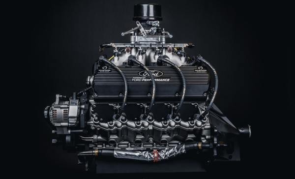 Ford FR9 EFI V8 Engine - Engine Builder Magazine