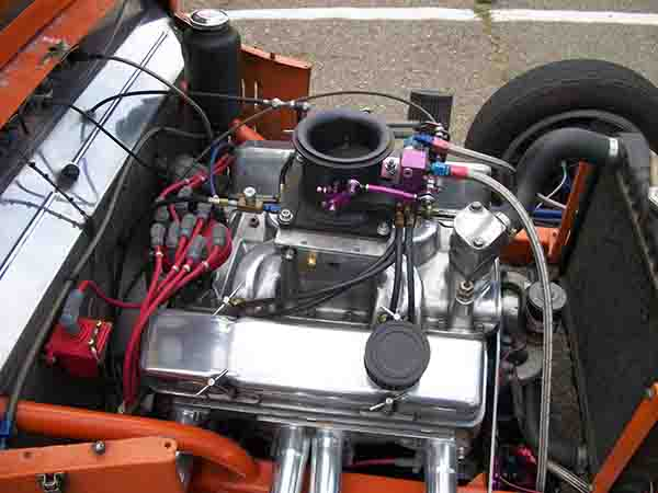 Fuel Mixtures for Drag Racing Engines - Engine Builder