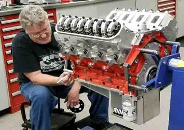 454 cid Procharged LSX Engine - Engine Builder Magazine