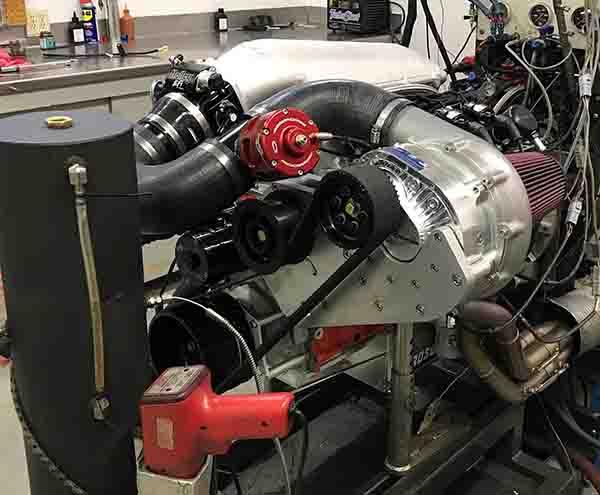 454 cid Procharged LSX Engine - Engine Builder Magazine