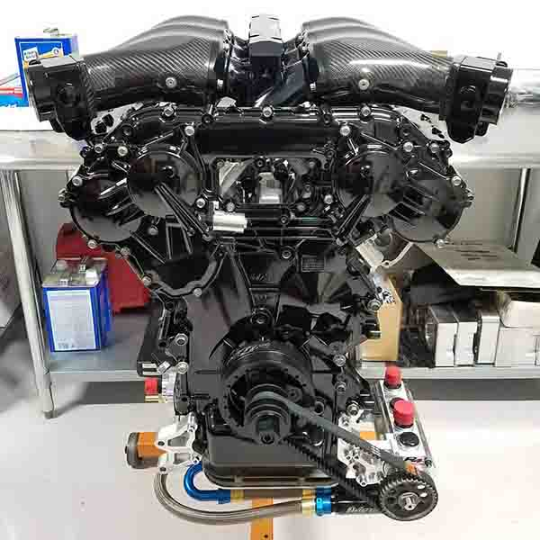 Twin-Turbo V6 Nissan GT-R Engine - Engine Builder Magazine
