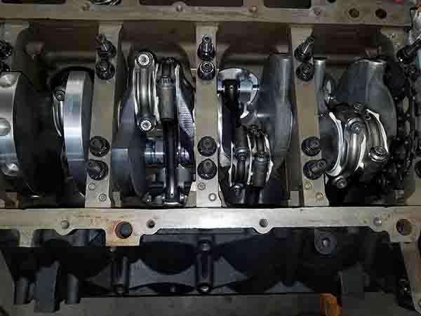 5 3L Turbocharged 329 cid LS Engine - Engine Builder Magazine