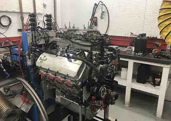 747 Big Block Chevy Nitrous Engine - Engine Builder Magazine