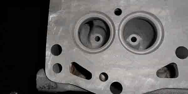 Porting Strategies for Diesel Cylinder Head Performance
