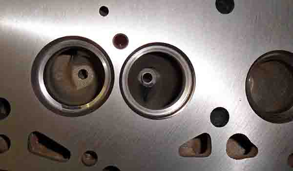 Porting Strategies for Diesel Cylinder Head Performance - Engine