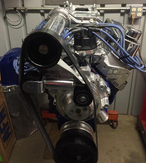 331 cid Supercharged Ford 302 Engine - Engine Builder Magazine
