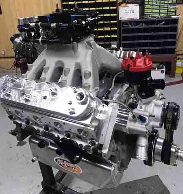 440 LS Dirt Late-Model Engine - Engine Builder Magazine