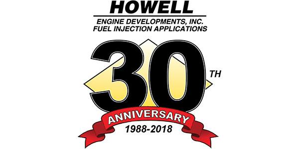 Howell Efi Announces 30 Year Anniversary Engine Builder Magazine