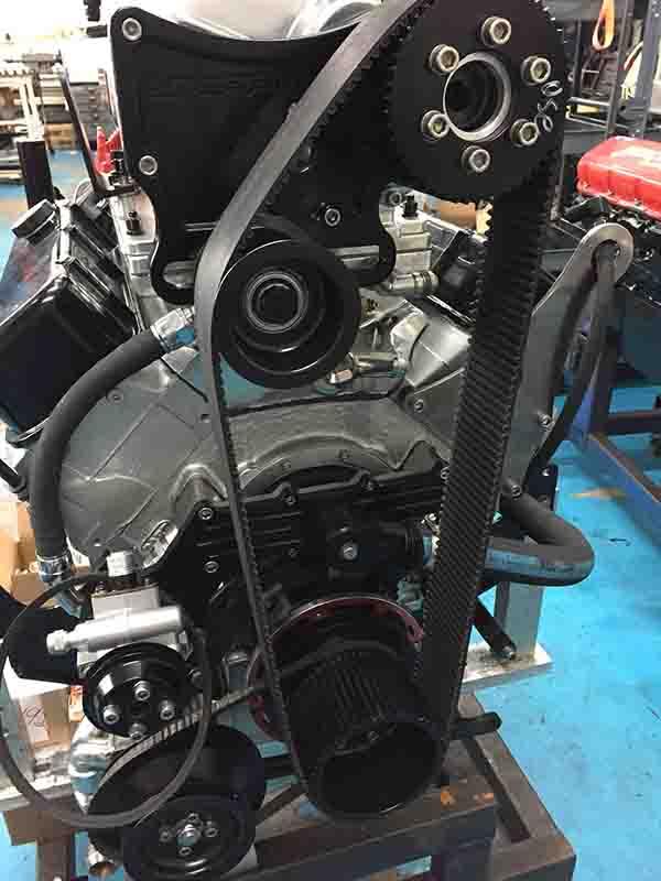 Supercharged 598 Big Block Chevy Engine - Engine Builder