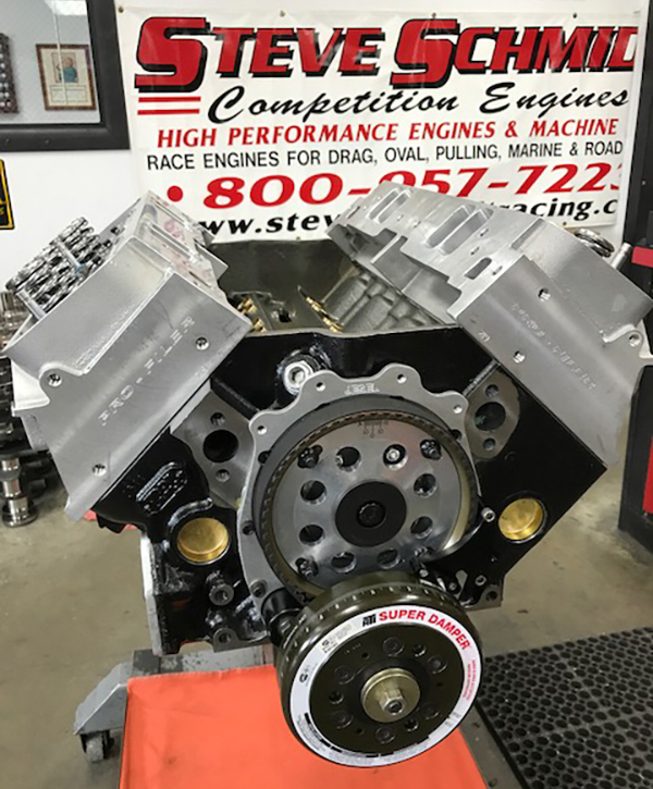 465 Small Block Chevy Engine - Engine Builder Magazine