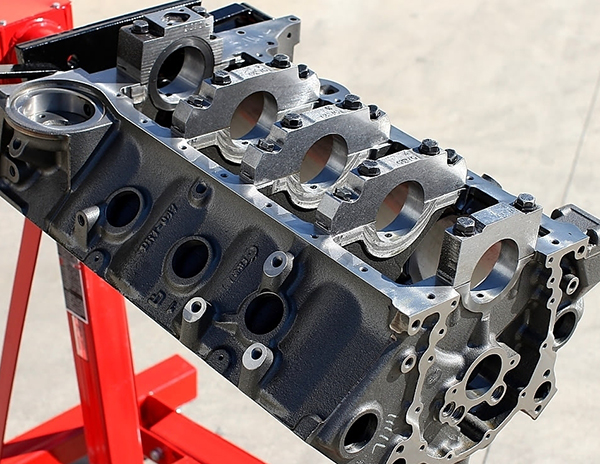 Skip White Performance 434 Small Block Chevy Engine