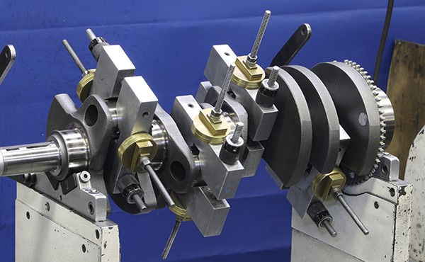 More Power, More Problems – Balancing rotating assemblies in the