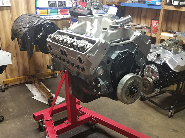 434 Small Block Chevy Engine - Engine Builder Magazine