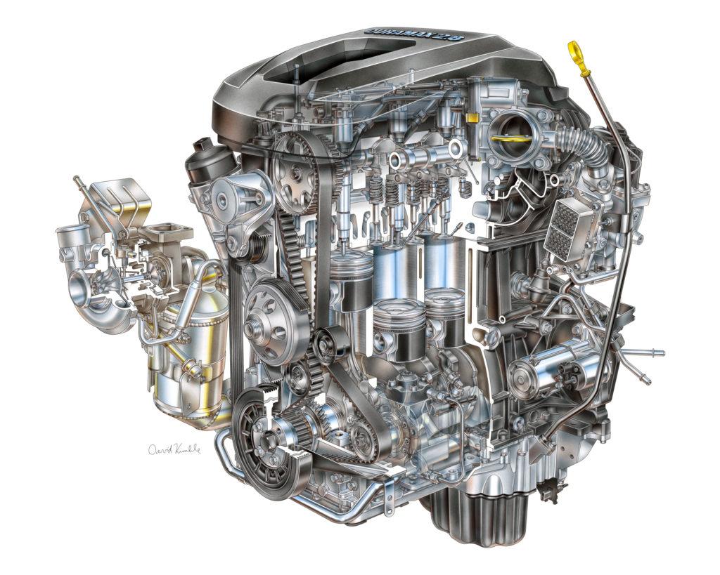 2.8 L Duramax >> Small Diesels Big Future What New 2 8l 3 0l Diesel Engines Bring