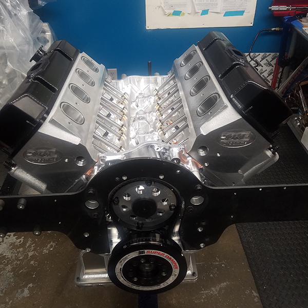 478 cid Small Block Ford - Engine Builder Magazine