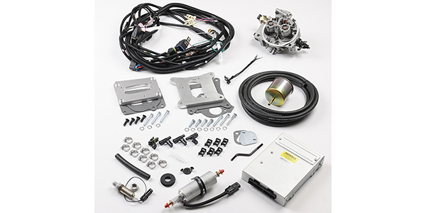 Howell EFI TBI Conversion Kits for Ford - Engine Builder Magazine