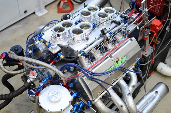 Pat Musi 959 cid Nitrous Engine - Engine Builder Magazine