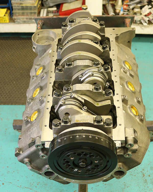 540 Big Block Chevy Marine Engine - Engine Builder Magazine