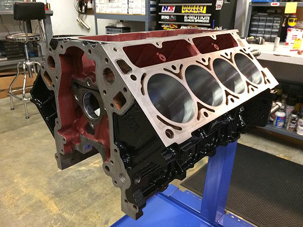 Building Stroker LS Engines - Engine Builder Magazine