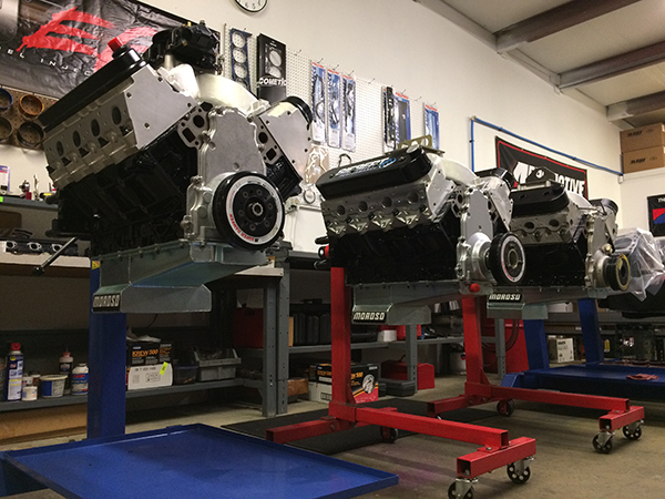 Building Stroker LS Engines - Engine Builder Magazine