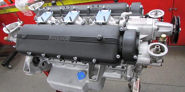 3 3l Colombo 60 Degree V12 Ferrari Engine Engine Builder Magazine