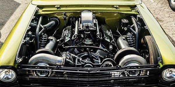 Twin-Turbo 540 cid Big Block Chevy Engine - Engine Builder