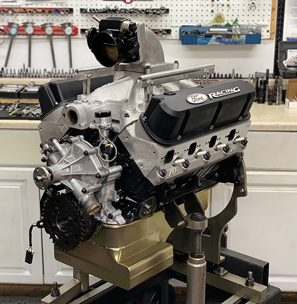 408 cid Ford Windsor Stroker Engine - Engine Builder Magazine