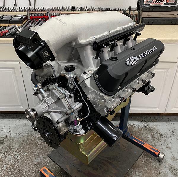 408 cid Ford Windsor Stroker Engine - Engine Builder Magazine