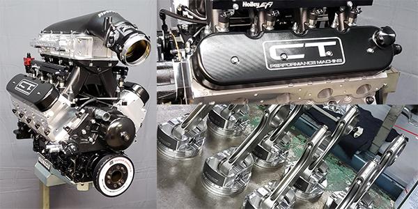 416 cid Turbocharged LS3 Stroker - Engine Builder Magazine