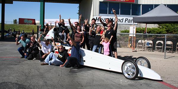 Aeromotive Named Official Fuel System For Frank Hawleys Drag Racing